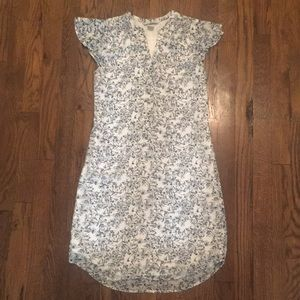 H&M Shift Floral Dress Size 2